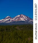 three sisters wilderness ... | Shutterstock . vector #1113531287