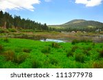 Big bear lake, California - stock photo