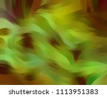 colorful abstract background | Shutterstock . vector #1113951383