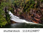 Hurricane Falls Located In The...