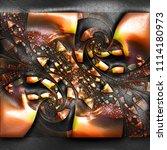 3d rendering of plastic...   Shutterstock . vector #1114180973