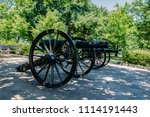 chattanooga  tennessee  usa  ... | Shutterstock . vector #1114191443