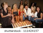 alana curry and friends  at the ... | Shutterstock . vector #111424157