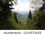 bolu  yedig ller national park  ... | Shutterstock . vector #1114371653
