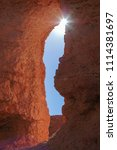 bryce canyon national park ... | Shutterstock . vector #1114381697