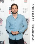 andrew j west attends 2018 the... | Shutterstock . vector #1114564877