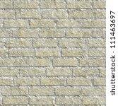 Light Gray Brick Wall ...