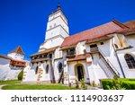 harman  fortified medieval...   Shutterstock . vector #1114903637