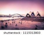 sydney  australia  march 28 ...   Shutterstock . vector #1115313803
