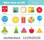 educational children game.... | Shutterstock . vector #1115410133