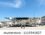 marseille  france   may 23 ... | Shutterstock . vector #1115541827