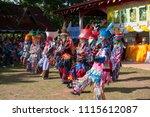 loei thailand 2018   on june 16 ... | Shutterstock . vector #1115612087