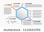 mapping detailed template.... | Shutterstock .eps vector #1115631593