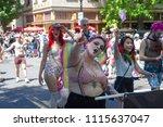 portland or  usa   june 17 ... | Shutterstock . vector #1115637047