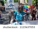 portland or  usa   june 17 ... | Shutterstock . vector #1115637053