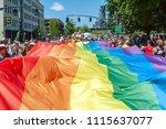 portland or  usa   june 17 ... | Shutterstock . vector #1115637077