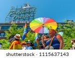 portland or  usa   june 17 ... | Shutterstock . vector #1115637143