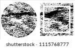 grunge texture set | Shutterstock .eps vector #1115768777