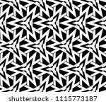 seamless pattern with symmetric ... | Shutterstock .eps vector #1115773187