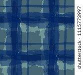 kilt texture. seamless grunge... | Shutterstock .eps vector #1115773997