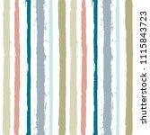 paint stripe seamless pattern.... | Shutterstock .eps vector #1115843723