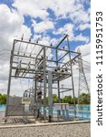 Small photo of High Voltage Substation and Equipment