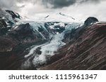 Small photo of Stunning Apl glacier Grossglockner