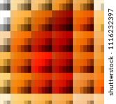 squared colorful vector... | Shutterstock .eps vector #1116232397