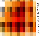 squared colorful vector... | Shutterstock .eps vector #1116232607