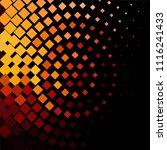 vintage halftone color texture... | Shutterstock .eps vector #1116241433
