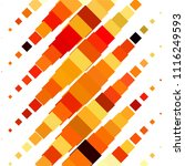 squared colorful vector... | Shutterstock .eps vector #1116249593