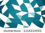 dark blue vector abstract...   Shutterstock .eps vector #1116314543