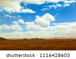 qinghai tibet plateau scenery... | Shutterstock . vector #1116428603