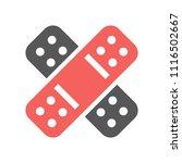 medical   healthcare   bandage... | Shutterstock .eps vector #1116502667