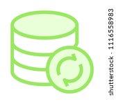 reload vector icon   Shutterstock .eps vector #1116558983