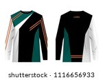 templates jersey for... | Shutterstock .eps vector #1116656933