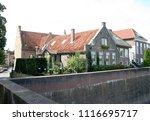netherlands holland dutch north ... | Shutterstock . vector #1116695717