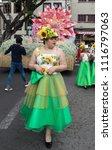 funchal  madeira  portugal  ... | Shutterstock . vector #1116797063