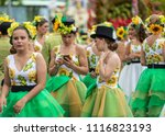 funchal  madeira  portugal  ... | Shutterstock . vector #1116823193