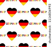 seamless pattern from the... | Shutterstock .eps vector #1116836993