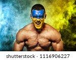 soccer or football  or...   Shutterstock . vector #1116906227