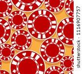 printable seamless pattern of...   Shutterstock .eps vector #1116907757