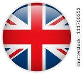 vector   united kingdom flag... | Shutterstock .eps vector #111700253