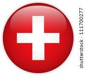 vector   switzerland flag... | Shutterstock .eps vector #111700277