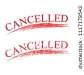 vector red rubber stamp effect  ...   Shutterstock .eps vector #1117178543