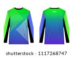 templates jersey for mountain... | Shutterstock .eps vector #1117268747