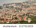 funchal  portugal   february 22 ... | Shutterstock . vector #1117311023