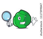 detective brussels character... | Shutterstock .eps vector #1117399847