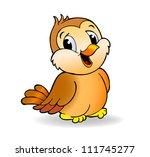 Cartoon Sparrow   Beautiful...