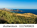 view over the south coast of... | Shutterstock . vector #1117690823